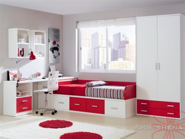 Blackbird dormitorios for Juego de cuartos juveniles