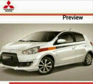 Mitsubishi Mirage GLS Sporty 2015