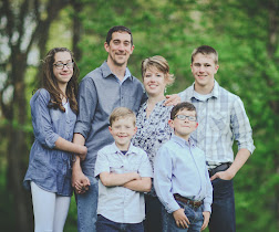 Jason & Anita Maust Family