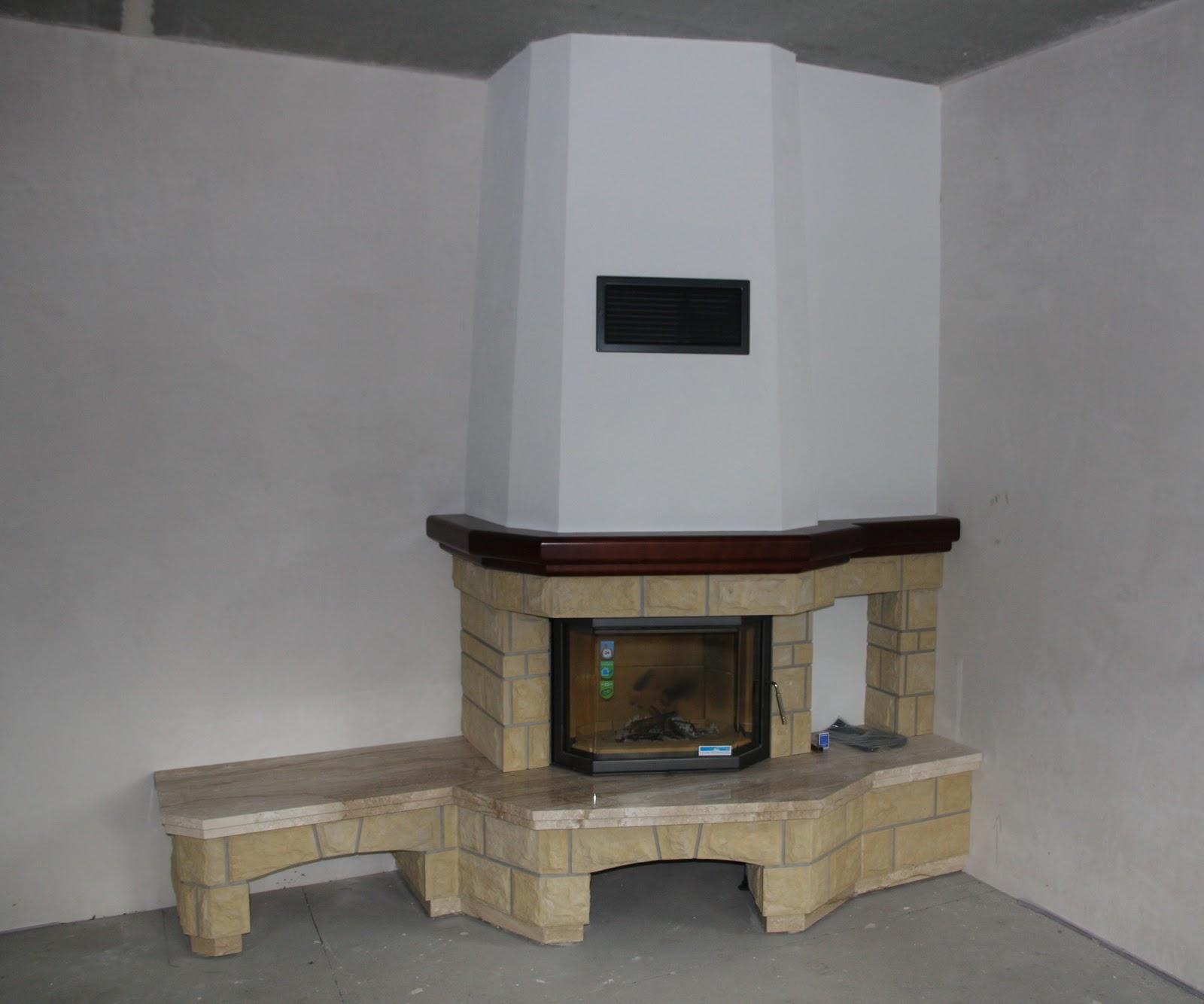 unser hausbau mit fibav kamin und treppe. Black Bedroom Furniture Sets. Home Design Ideas