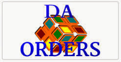 DA ORDERS JULY 2014
