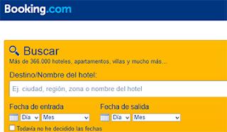 booking.com buscador de hoteles