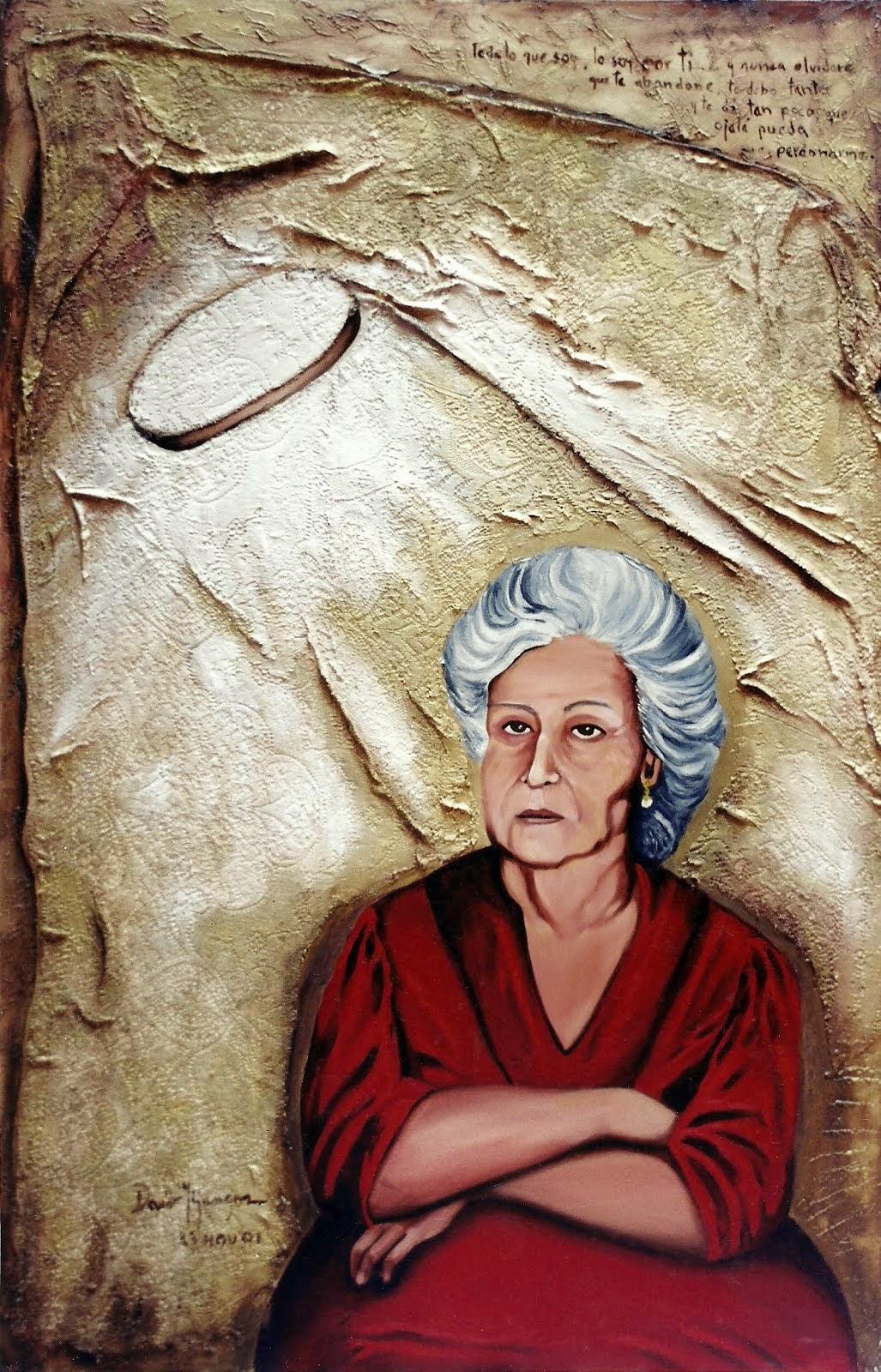 Doña Carmen Salazar de Araizaga