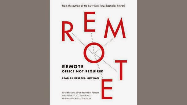 """""""Remote: Office Not Required"""""""