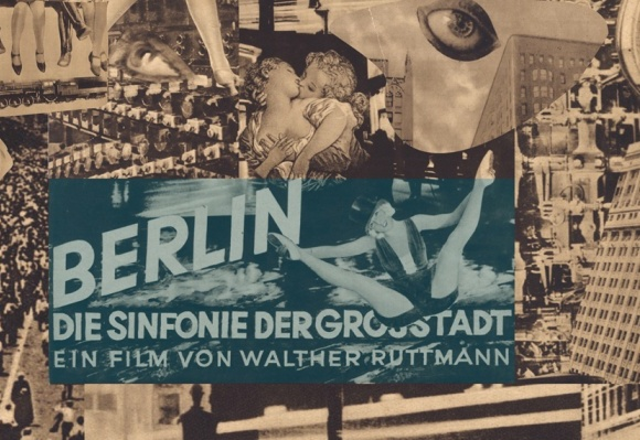 Doctor Ojiplatico.Berlín: Die Sinfonie der Großstadt. (1927).Walter Ruttman