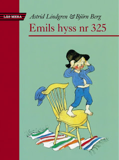 Emil in a Sticky Situation by Swedish writer Astrid Lingren