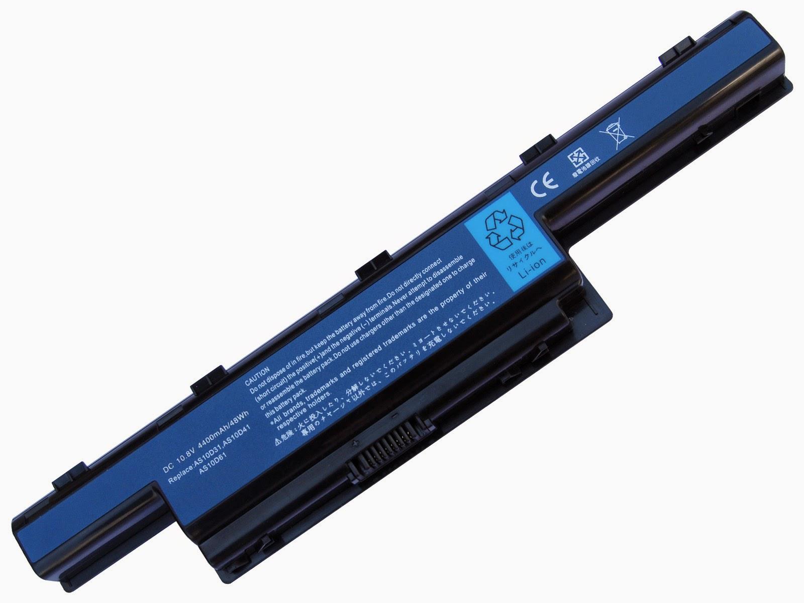Tips merawat baterai laptop agar tetap seperti baru