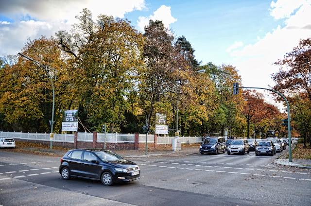 Baustelle Königin Luise Palais, 5 Luxuswohnungen von 90-209 qm, Köngin-Luise Straße / Clayallee, 14195 Berlin, 18.10.2013