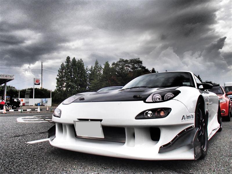 Mazda RX-7 FD3S zdjęcia fotki stuningowana