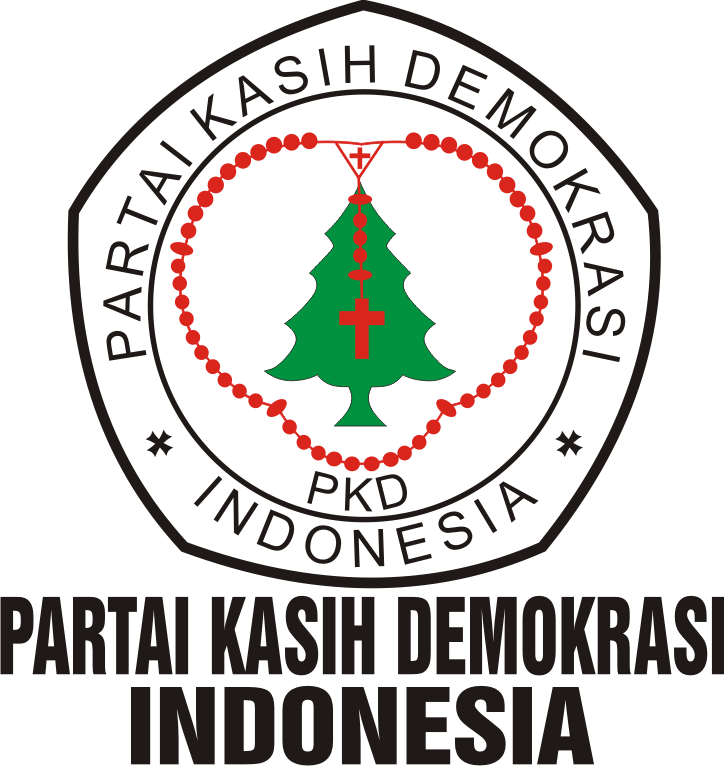 Logo Partai Kasih Demokrasi Indonesia