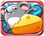 Chuột tìm bánh, game van phong