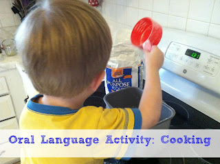 oral language, oral language activities