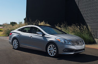 Positive changes for Hyundai's Azera sedan