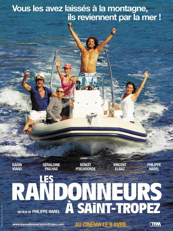 Les Randonneurs � Saint-Tropez