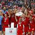 Confira imagens da festa do campeão Bayern na Allianz Arena