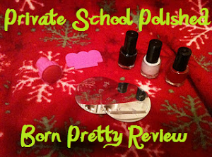 Born Pretty Review: Stamping Kit