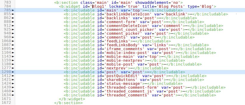 Nút chia sẻ với hiệu ứng đóng mở cực ngầu cho Blogger