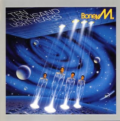 BONEY M. – (1984) TEN THOUSAND LIGHTYEARS