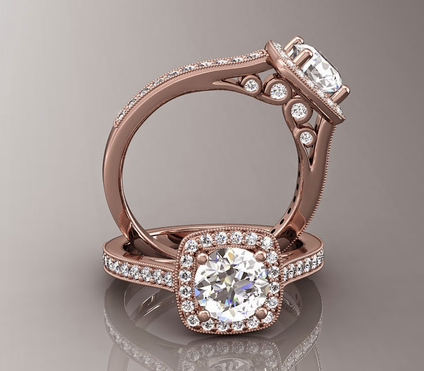 wedding diamond rings engagement chocolate watch cut hqdefault bigdiamondsusa natural ring cushion ctw
