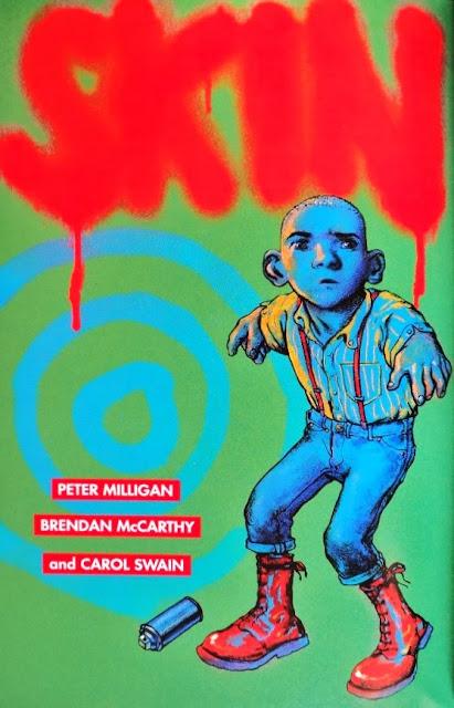 Skin - Peter Milligan Brendan McCarthy