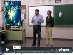 Pedro Ojeda nos visita en el aula