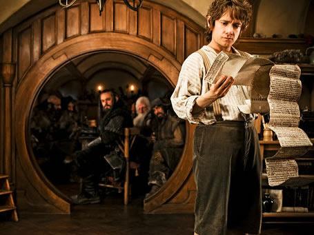 Comic-Con 2012 - Novidades de O Hobbit