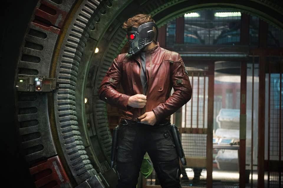 Última imagen publicada de Star Lord