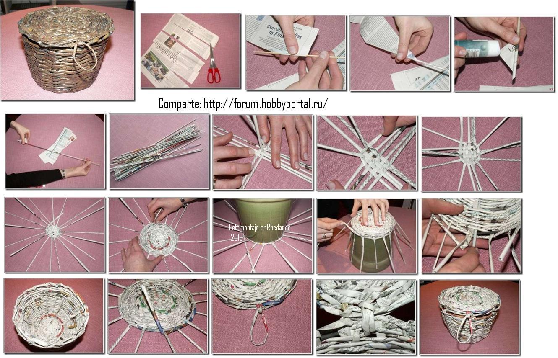 Recicla inventa c mo hacer adornos para casa con papel de - Manualidades para realizar en casa ...
