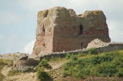 Kaloe, the ruin of tower