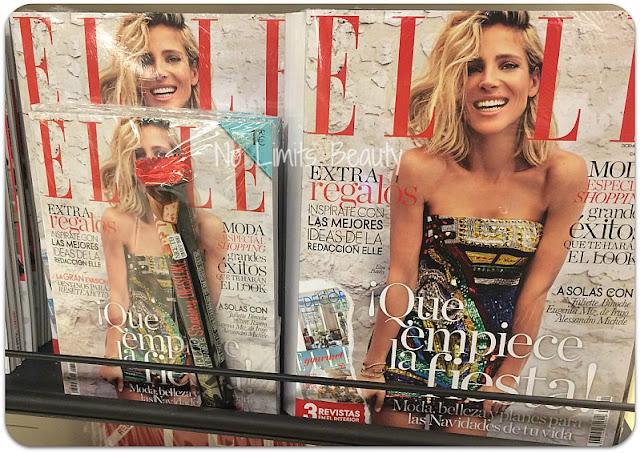 Regalos revistas diciembre 2015: Elle