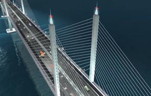 Ciri dan teknologi jambatan kedua penang