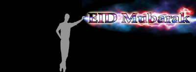 Beautiful Eid Mubarak Facebook Covers