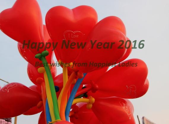 happiest ladies happy newyear 2016