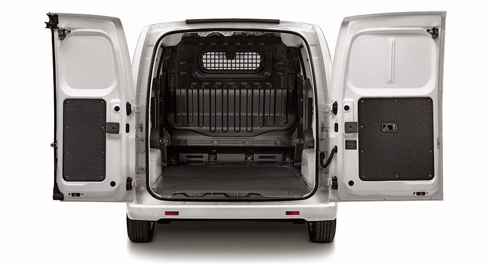 The best of the best nissan e nv200 car reviews new for 80kw ac synchronous electric motor