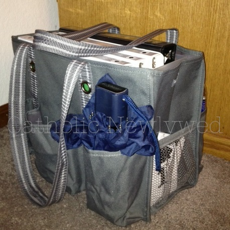 My Teacher Bag A Thirty One Review