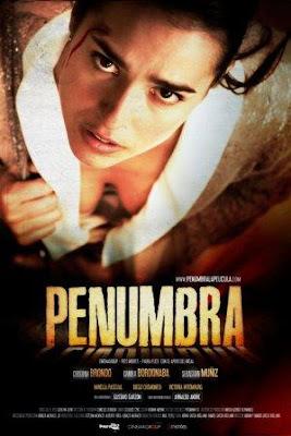 Penumbra (2011). pelicula poster