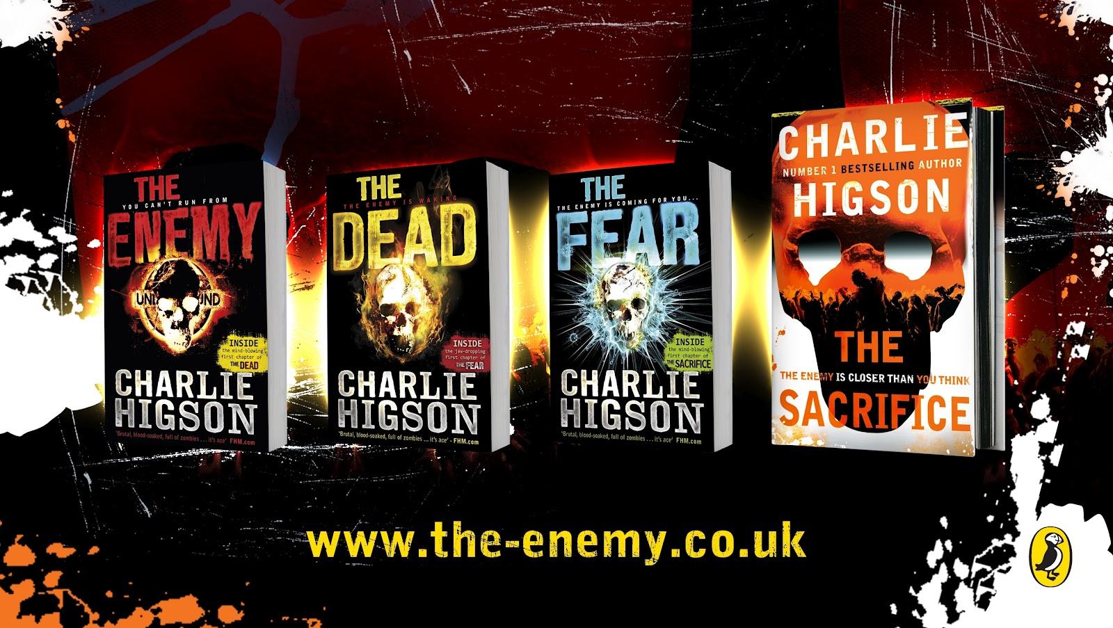 The Enemy by Charlie Higson | PDF, EPUB, FB2, DjVu, audio ...