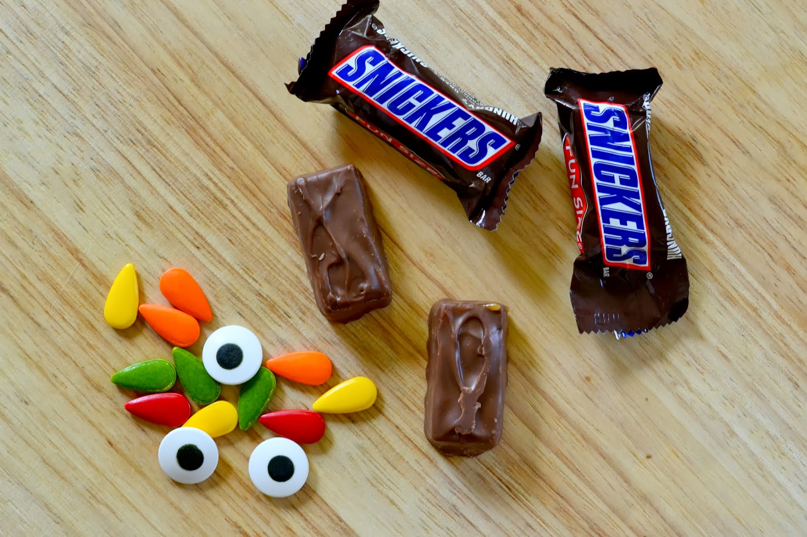 Mommy Testers Easy Candy Monsters The Easiest Halloween