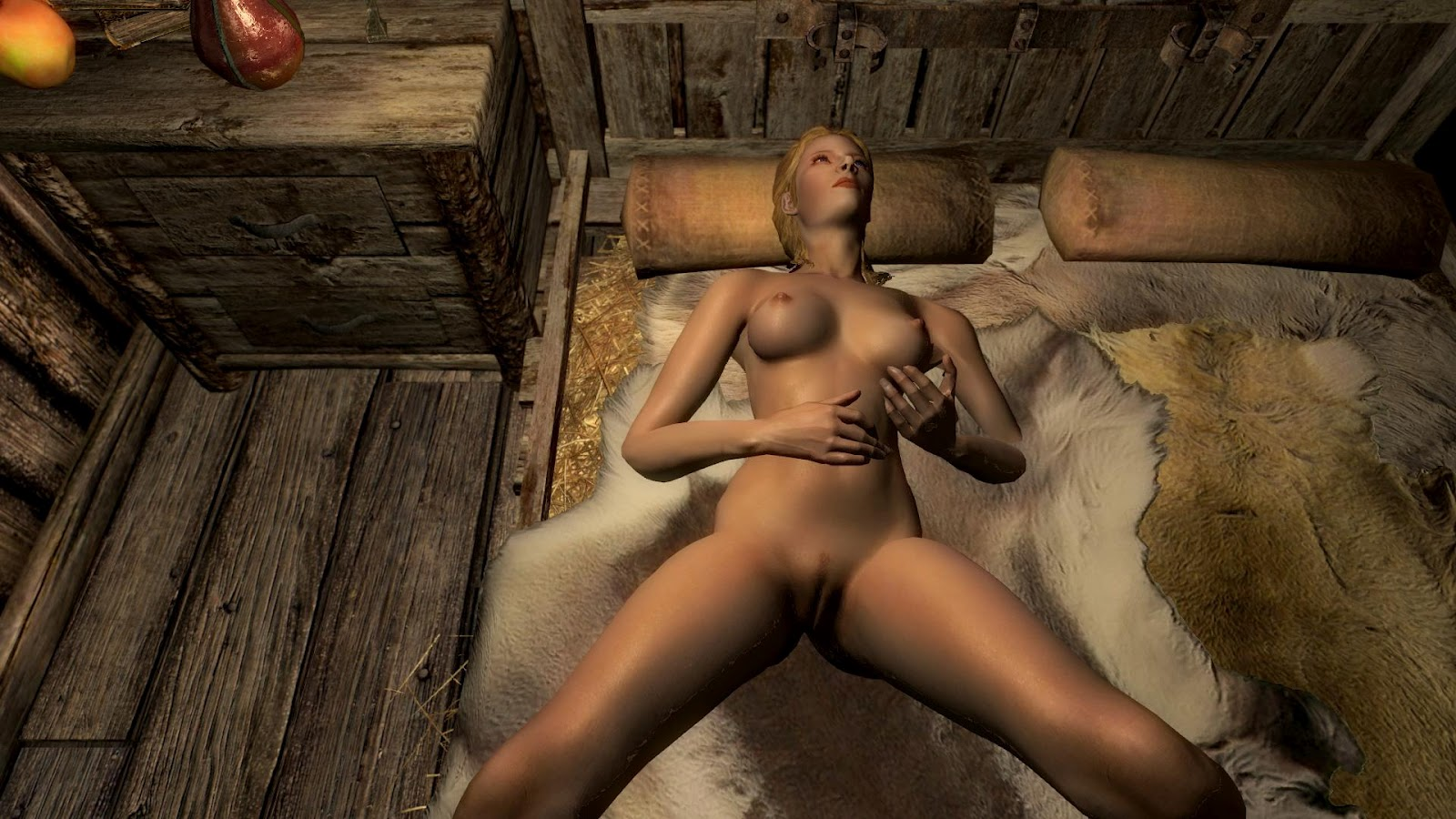 Nude women skyrim erotic photo