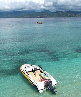 how to get to gili islands