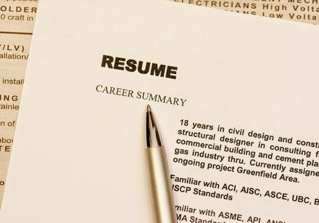 resume writing services new orleans