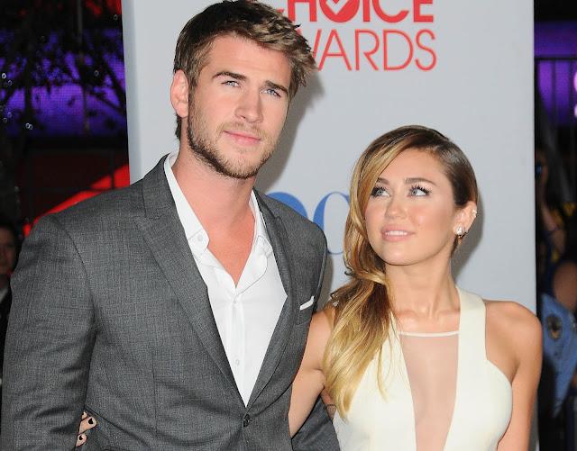 Miley Cyrus y Liam Hemsworth viajaron a Australia y pasaron el Año Nuevo juntos (FOTOS)