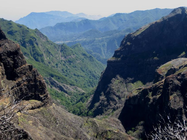 Sendero Pico Ruivo