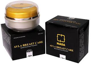 Ayla Breast Care Obat Ampuh Memperbesar Payudara