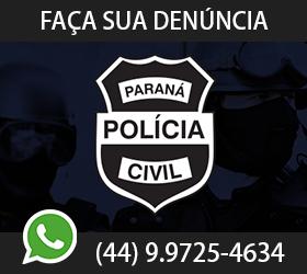 POLÍCIA CIVIL DE MARINGÁ-PR