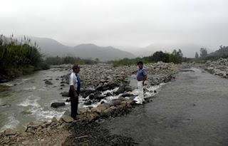 Inician trabajos de limpieza del río Moche tras 15 años