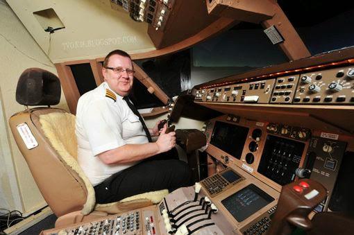 homemade flight simulator best
