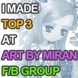 Top 3 at ArtbyMiRan