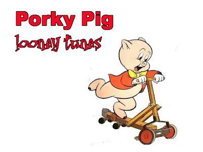 Looney Tunes Porky Pig