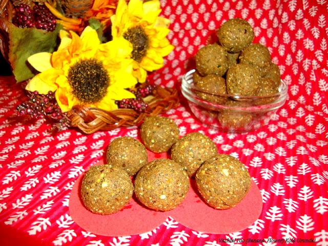 images for Vazhaipoo Kola Urundai / Banana Flower Kola Urundai Recipe / Plantain Flower Kebabs Recipe